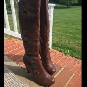 Crown Vintage Shirin Boots